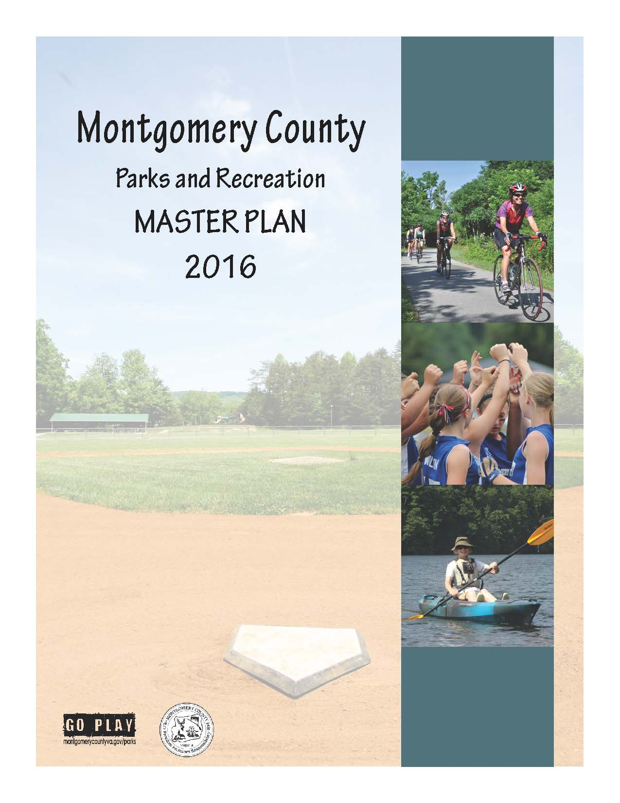 Montgomery County Parks and Recreation Master Plan